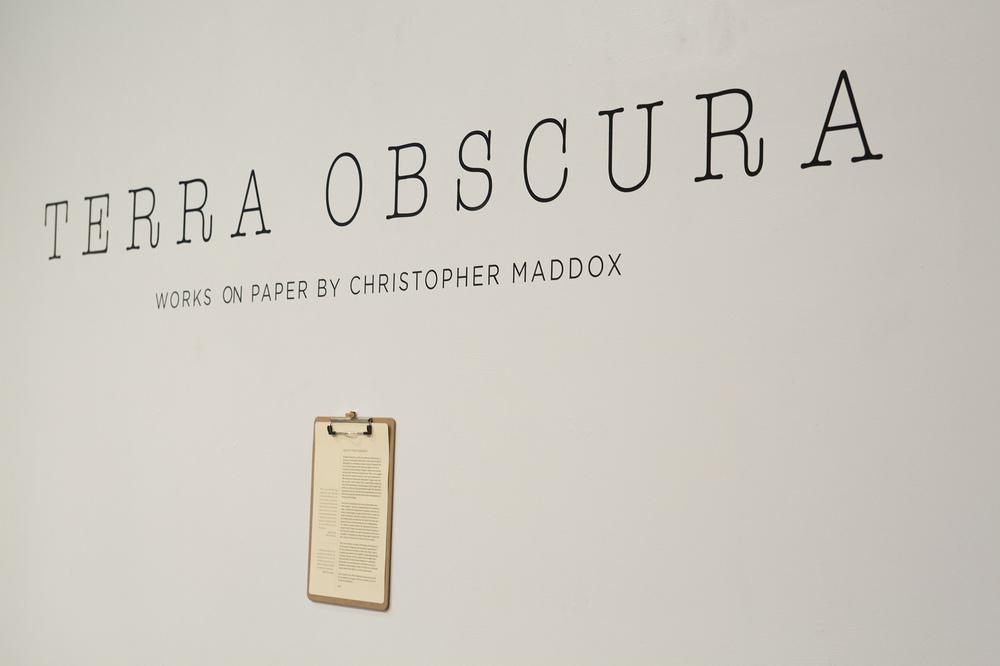 Chris Maddox - Terra Obscura