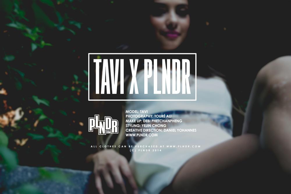 iamyejin - Tavi x PLNDR