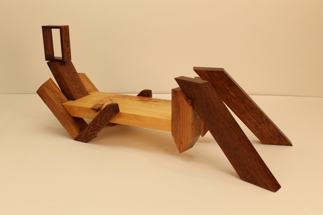 Paul Sevigny - Sculpture
