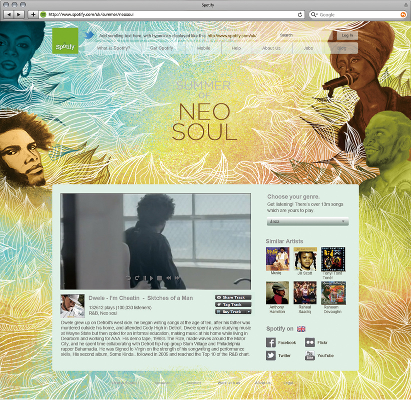 Summer of Neo Soul