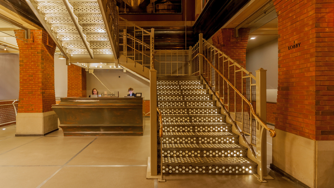 Flamethrower Studios The Soho Grand Hotel Nyc Find Creatives