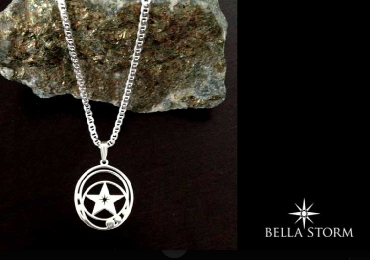 BellaStorm Design - Arcturus necklace
