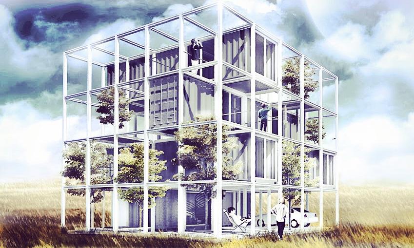 Moisés Alcántara - Concept House 01
