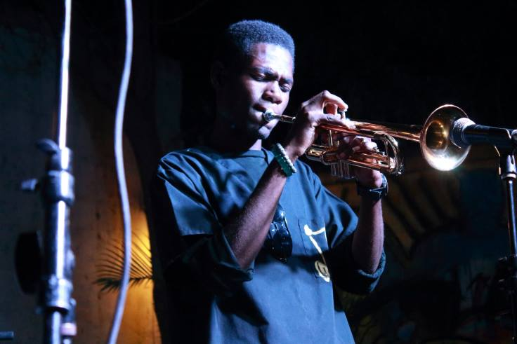 "-McAM- (Haitian Miles Davis) - The ""AMAZING JAZZ PROJECT"" of Amazan Audoine."
