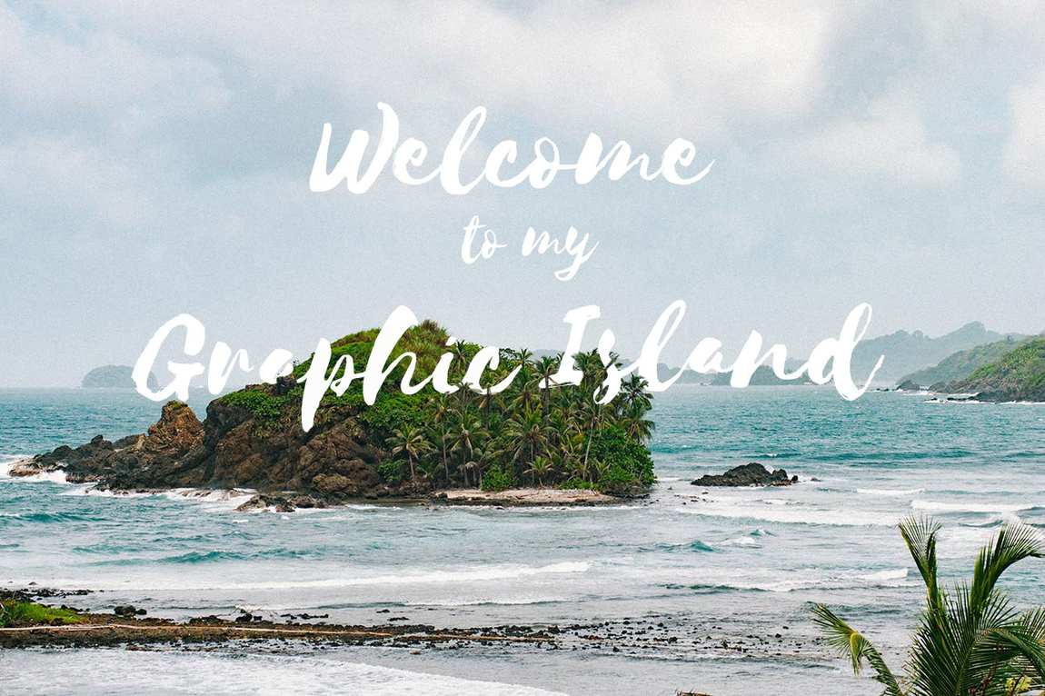Alexis Frias Yanes - Graphic Island