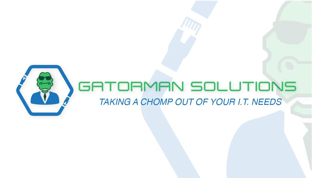 Daniel Aguilar - Gatorman Solutions