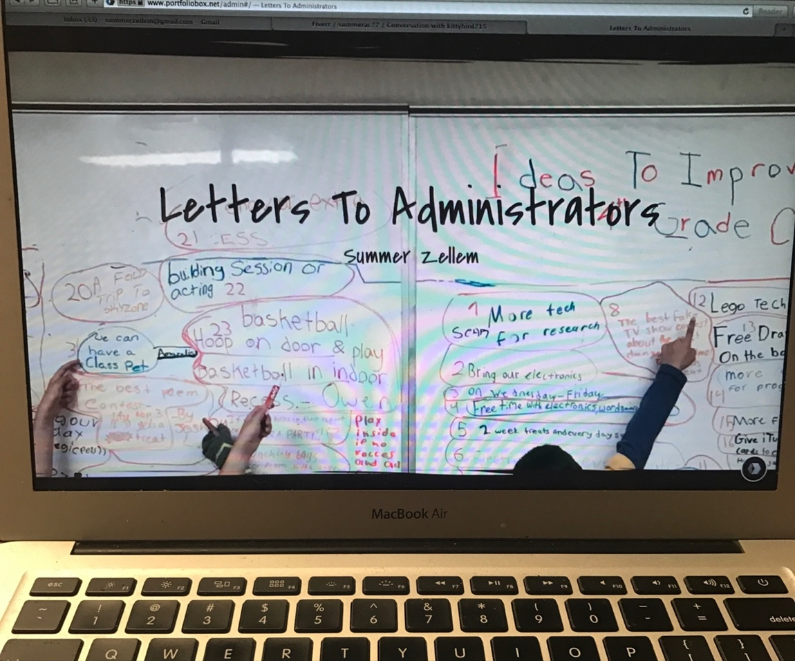 Summer Zellem - Www.LettersToAdministrators.com