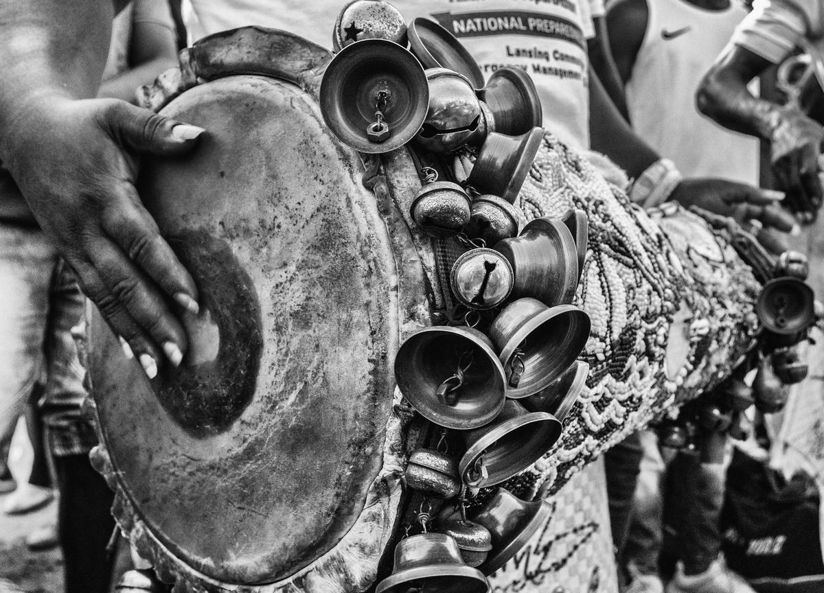 "danydelpino - The celebration of ""Cabildo de Yemya"" in Regla town,  Havana city, in 2019"